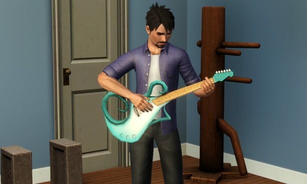 Terrill Playing Guitar 2 (Medium)