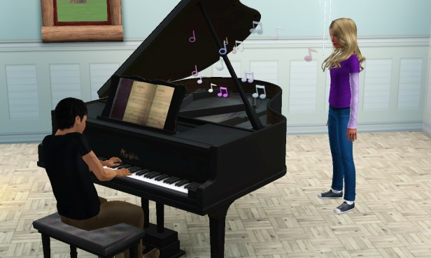 Linc Piano & Lenora 2 (Medium)