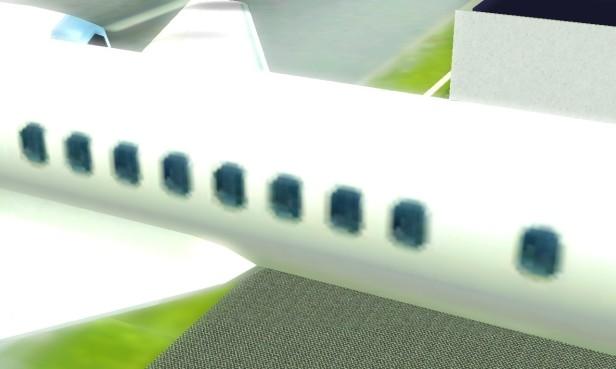 The Plane (Medium)