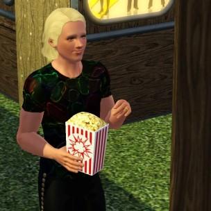 Tyrone With Popcorn 1 (Medium)